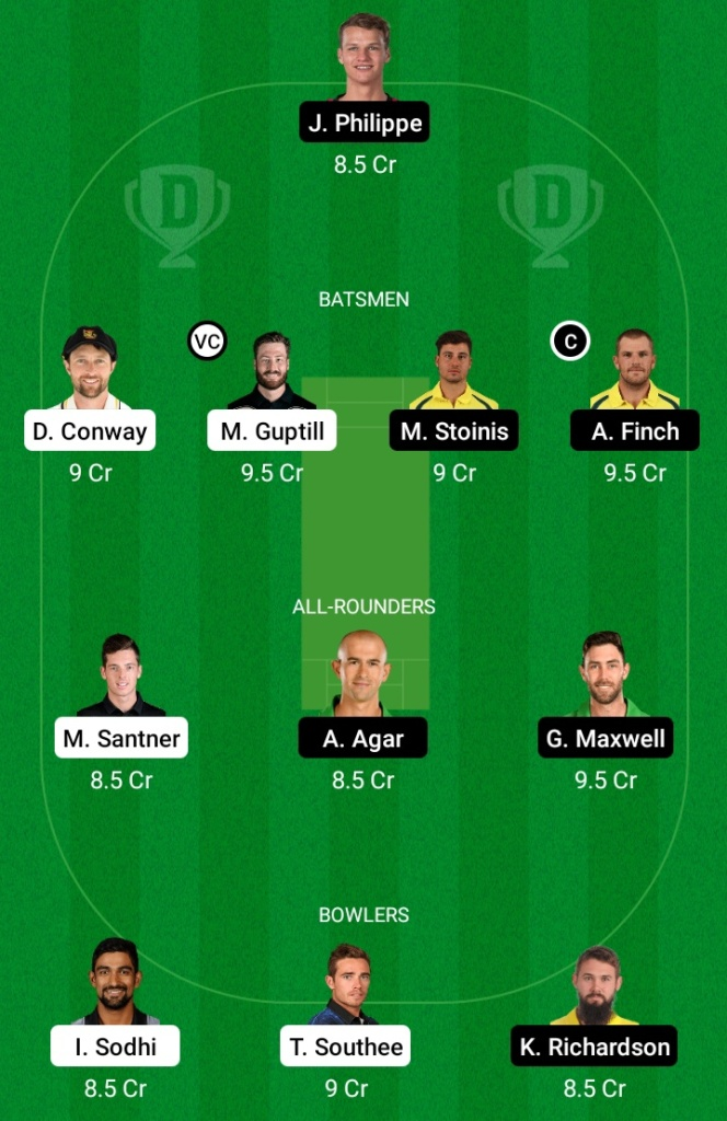 NZ vs AUS Dream11 Prediction | AUS vs NZ Dream11 Prediction | New Zealand v Australia T20I | 2nd T20I Match| Dream Team | Today Match Prediction | Live Score | Live Streaming | Key Players | Playing11 | Team Squad | Team Suggestion | Pitch Report | Weather Report | News | Fantasy Tips |