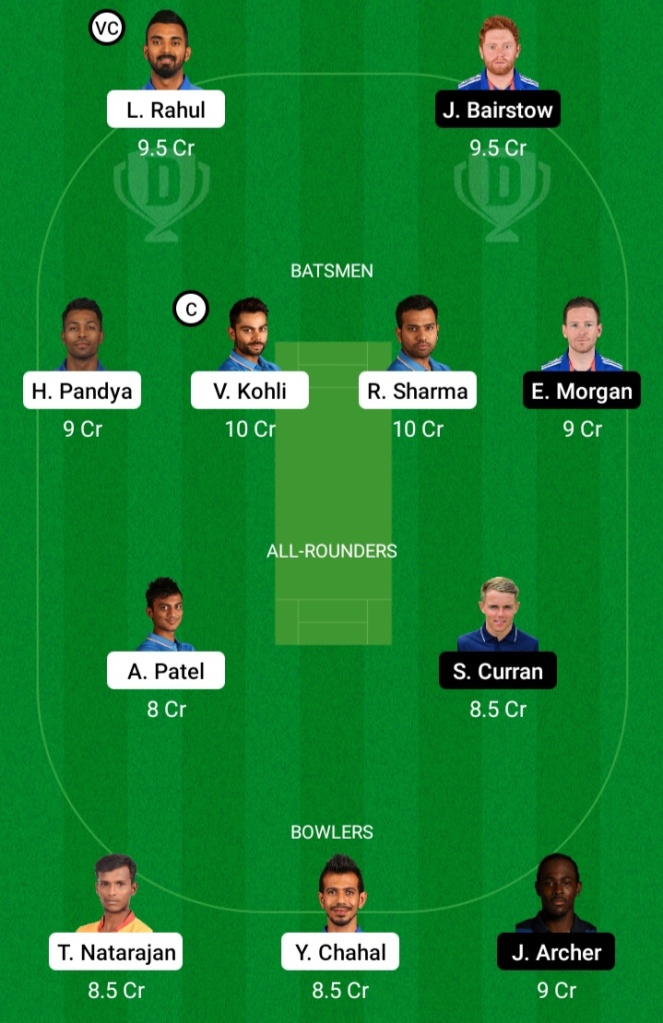 IND vs ENG Dream11 Prediction, ENG vs IND Dream11 Prediction, India vs England T20I 2021, 1st T20I Match, Dream11 Team Prediction, Today Match Prediction, Live Score, Live Streaming, Team Squad, Playing 11, Key Players, Fantasy Tips, News