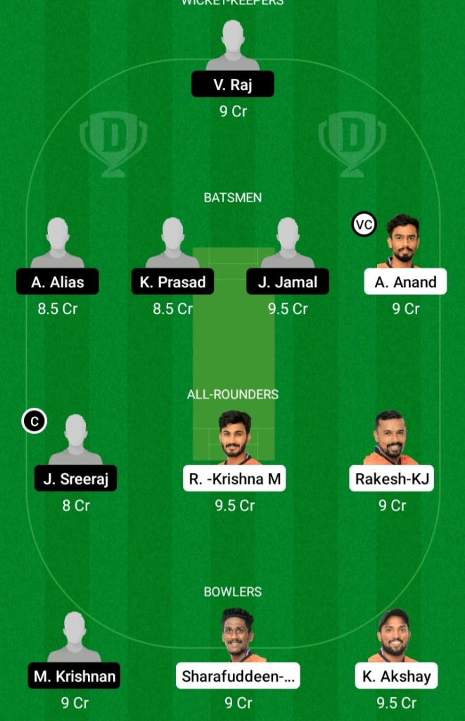 TIG vs EAG Dream11 Prediction, 6th Match,  Kodak Presidents Cup T20, Playing11, Key Players, Team Suggestion.
