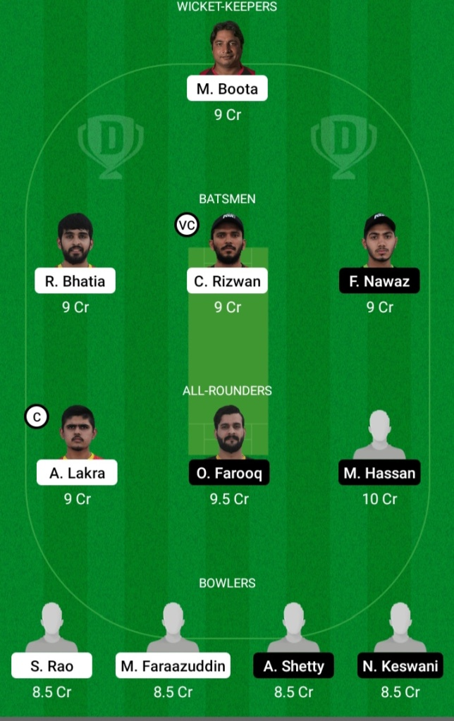 EMB vs DUB Dream11 Prediction, DUB vs EMB Dream11 Prediction, Emirates D10 2021, Match 1st, Playing11, Key Players, Emirates D10 Team Squad, Dream Team Prediction, Today Match Prediction, Fantasy Tips, Betting Tips, EMB vs DUB Players Record, Dream11 Prediction, Pitch Report, Weather Report, Live Score, Live Streaming, Team Suggestion,