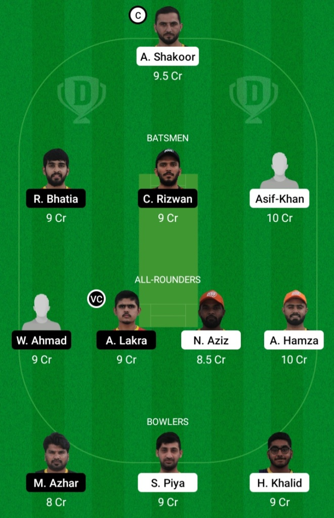 AJM vs EMB Dream11 Prediction, EMB vs AJM Dream11 Prediction, Emirates D10 2021, Match 3rd, Playing11, Key Players, Emirates D10 Team Squad, Dream Team Prediction, Today Match Prediction, Fantasy Tips, Betting Tips, AJM vs EMB Players Record, Dream11 Prediction, Pitch Report, Weather Report, Live Score, Live Streaming, Team Suggestion,